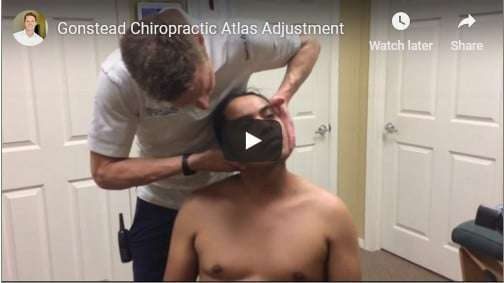 Gonstead Chiropractic San Diego Atlas Adjustment